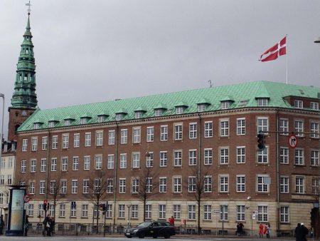 Klasszikus dán látkép