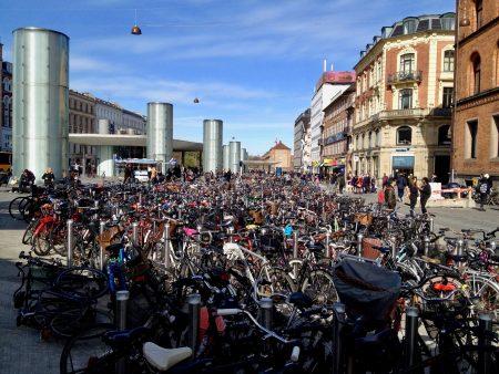 biciklik sokasága