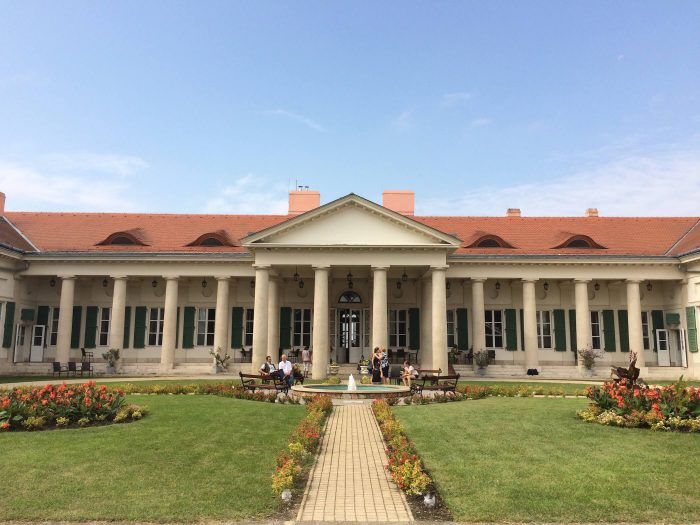 Vajta, Zichy kastély, esküvői helyszín