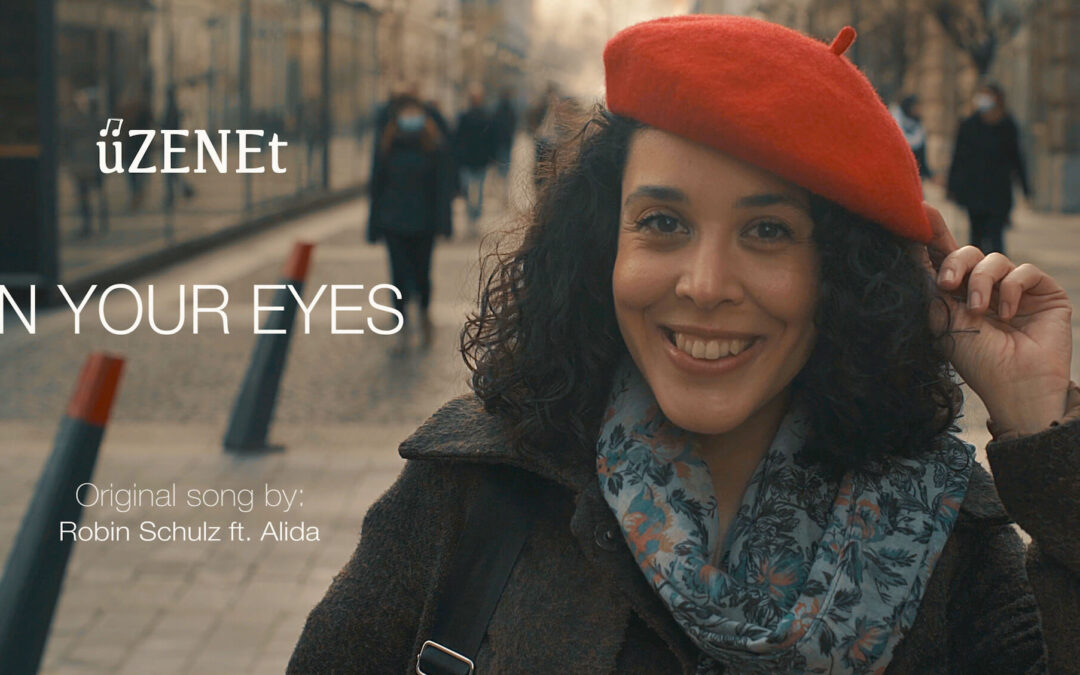 """Az """"In your eyes"""" feldolgozásunk + videóklip"""